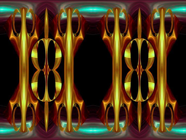 Fireside lit love - Harold' s Digital Art Anthem