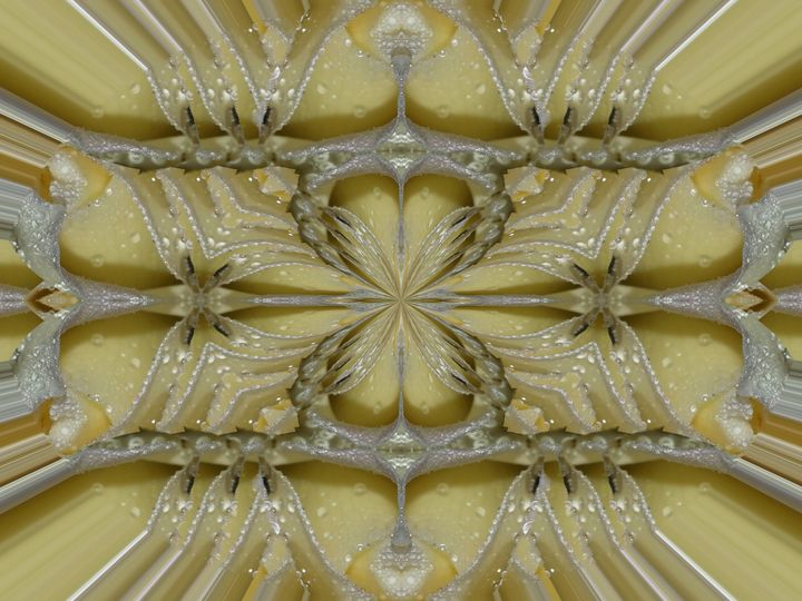 Love shows mercy not malice - Harold' s Digital Art Anthem