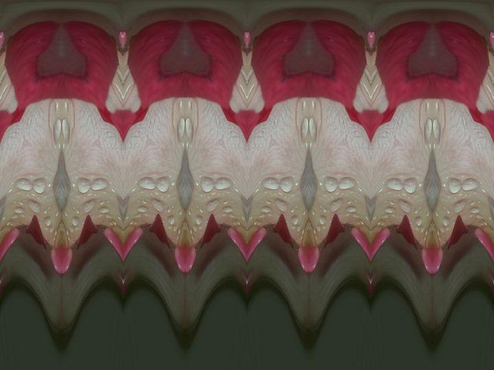 Not melancholy love - Harold' s Digital Art Anthem