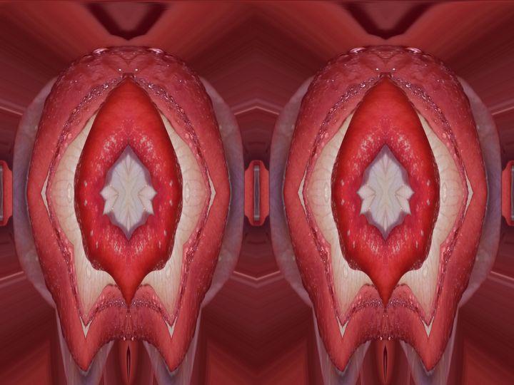 Rightly designed love - Harold' s Digital Art Anthem
