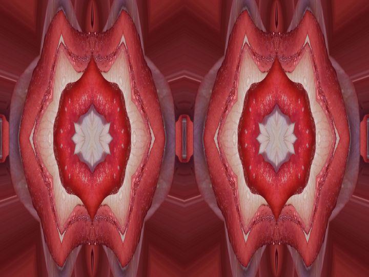 Love a blazing - Harold' s Digital Art Anthem