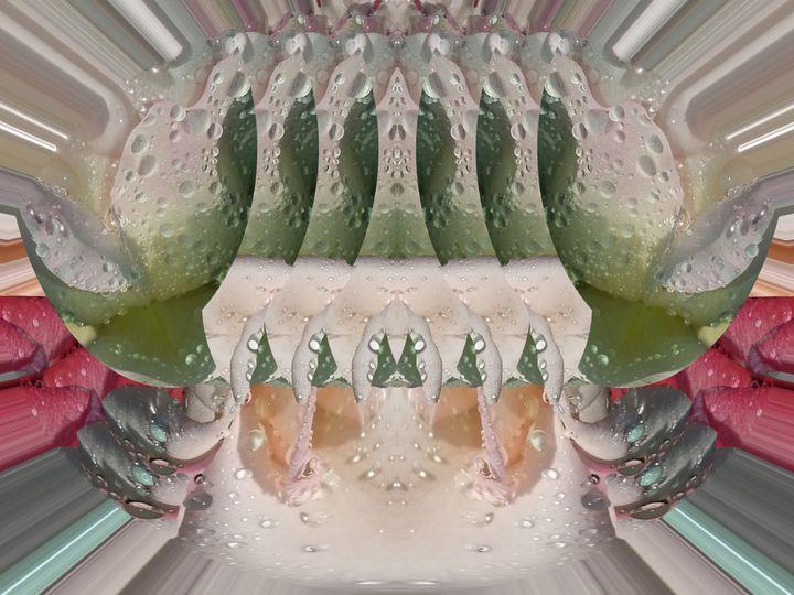 Love caress not let go - Harold' s Digital Art Anthem