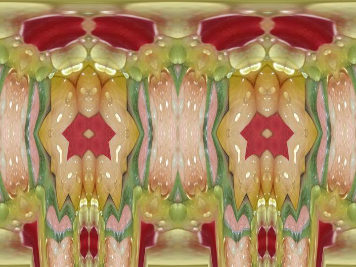 Love devoid of anxiety - Harold' s Digital Art Anthem