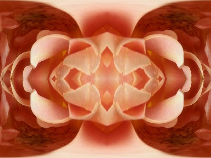 Dawn is smiling love - Harold' s Digital Art Anthem