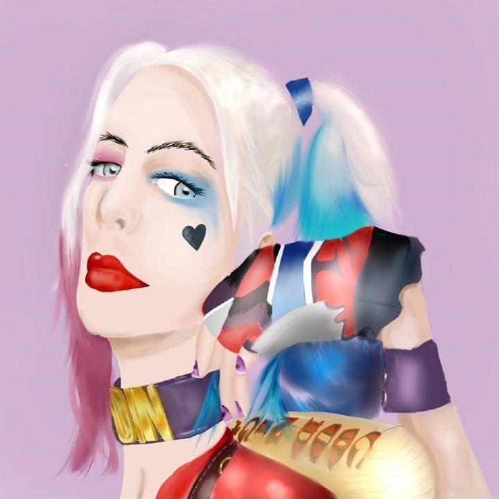 Harley Quinn Suicide Squad - Raresecreteggs Prints