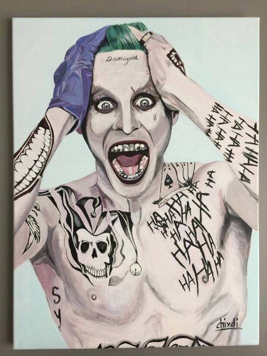 Joker - Hilda de Jesus Artworks