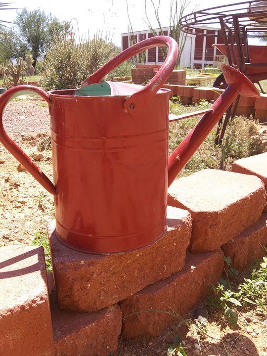 Watering Can - Samantha's Art