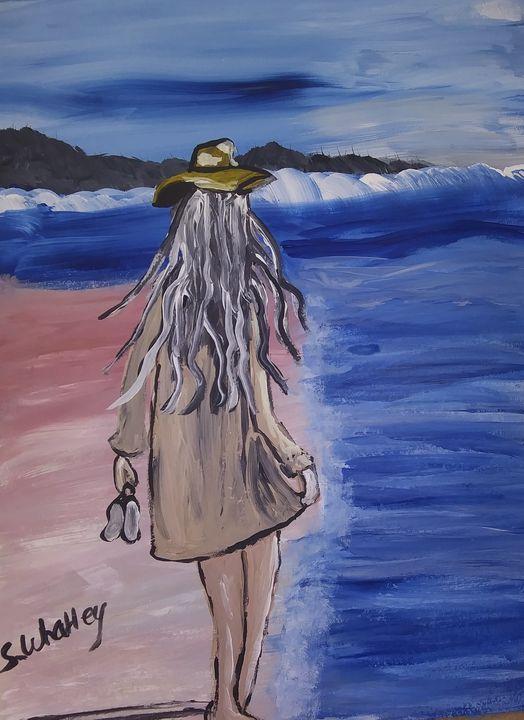 Ocean Breeze - Samantha's Art