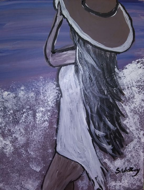 Sea Mist - Samantha's Art