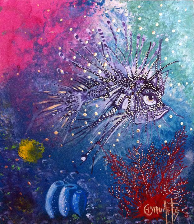 Scorpion fish - Luis Mesquita ¨Charruart¨