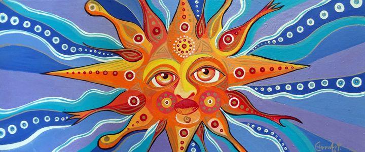 Un Sol para Vilaró. - Luis Mesquita ¨Charruart¨