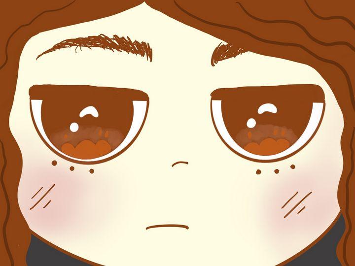 Anime Eyes - RayArtcides