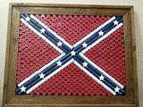 Shotgun Shell Confederate Flag