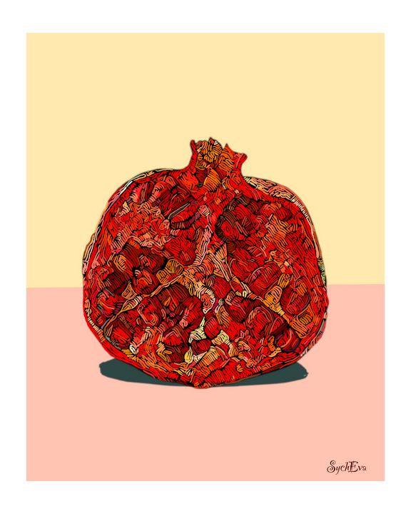 For pomegranate lovers - SychEva