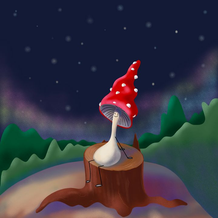 Mushroom - SychEva