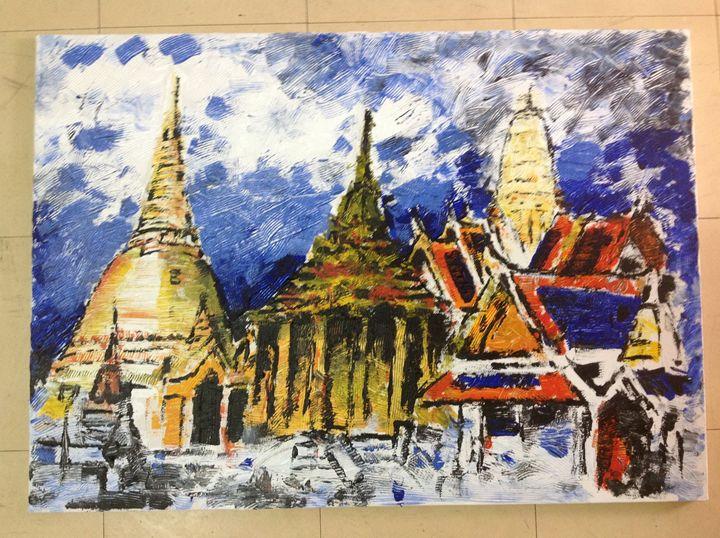 Royal Parade of thailand -  Ch3652
