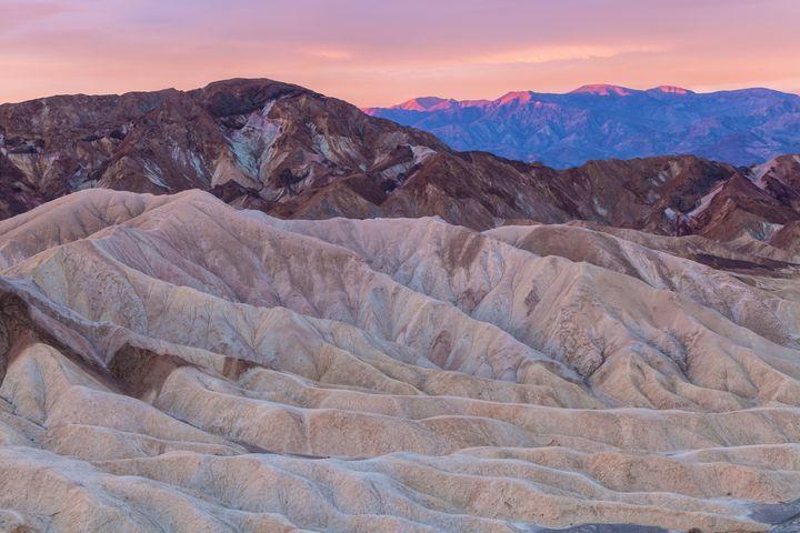 death valley sunrise 2 - Jonathan Nguyen