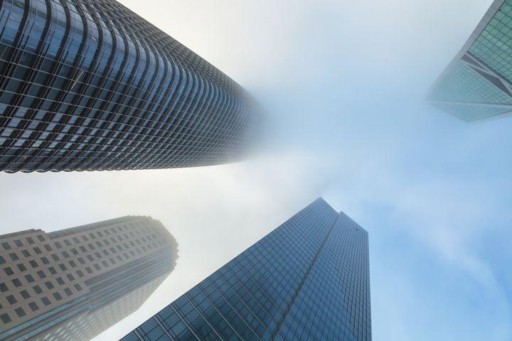 high rises - Jonathan Nguyen