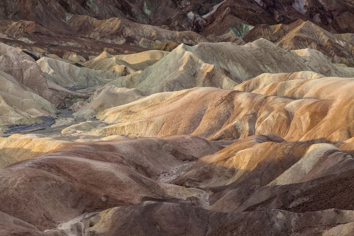 death valley rocks - Jonathan Nguyen