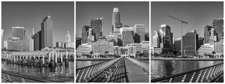 san francisco downtown trios - Jonathan Nguyen