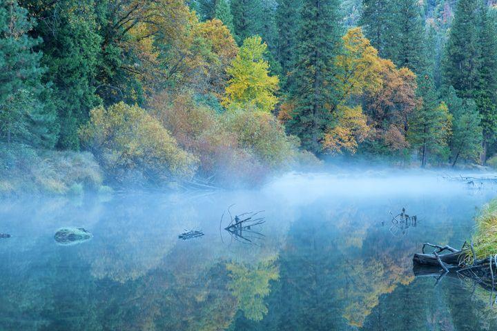 merced river - Jonathan Nguyen