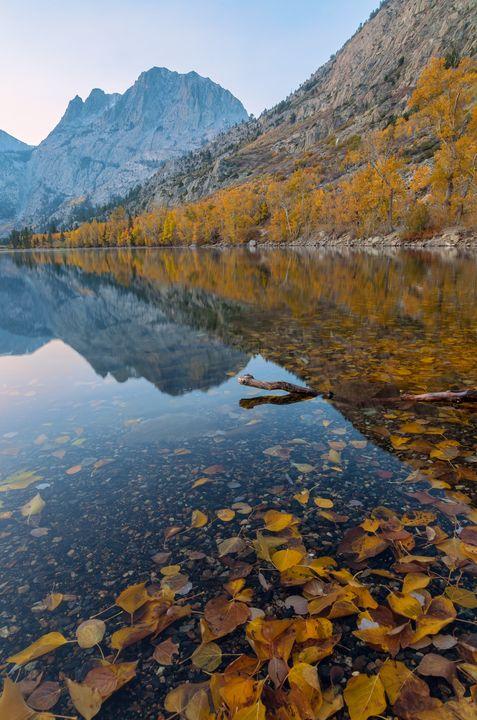 Fall At Silver Lake - Jonathan Nguyen