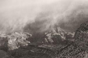 grand canyon sepia 2