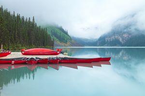 red canoes - Jonathan Nguyen