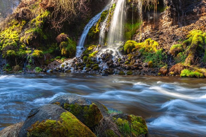 small cascade - Jonathan Nguyen