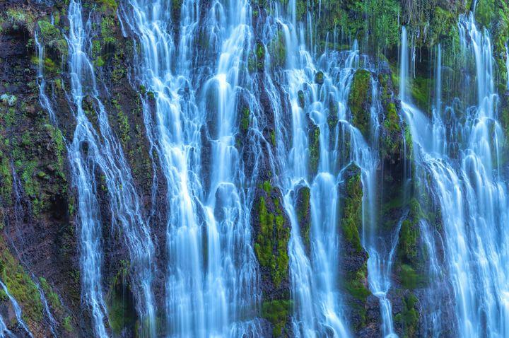 Burney Falls - Jonathan Nguyen