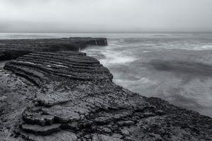 santa cruz coast bw 2