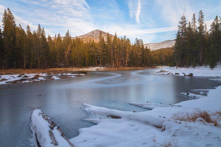 frozen pond - Jonathan Nguyen