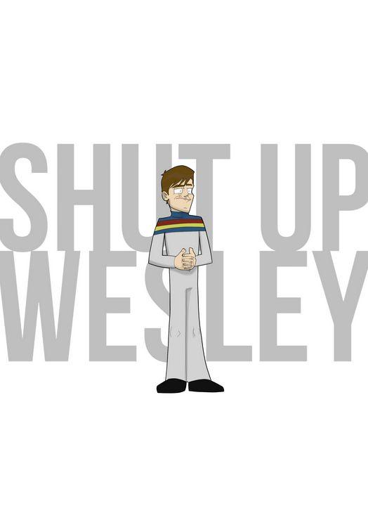 Wesley Crusher - Hawkotorium