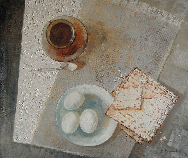 Passover - Natalia Browarnik. EFN  Modern Art Gallery