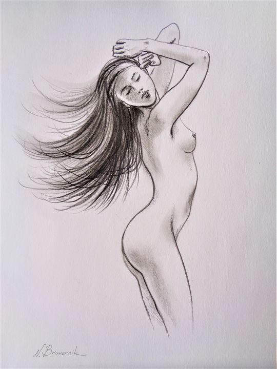Youth - Natalia Browarnik. EFN  Modern Art Gallery