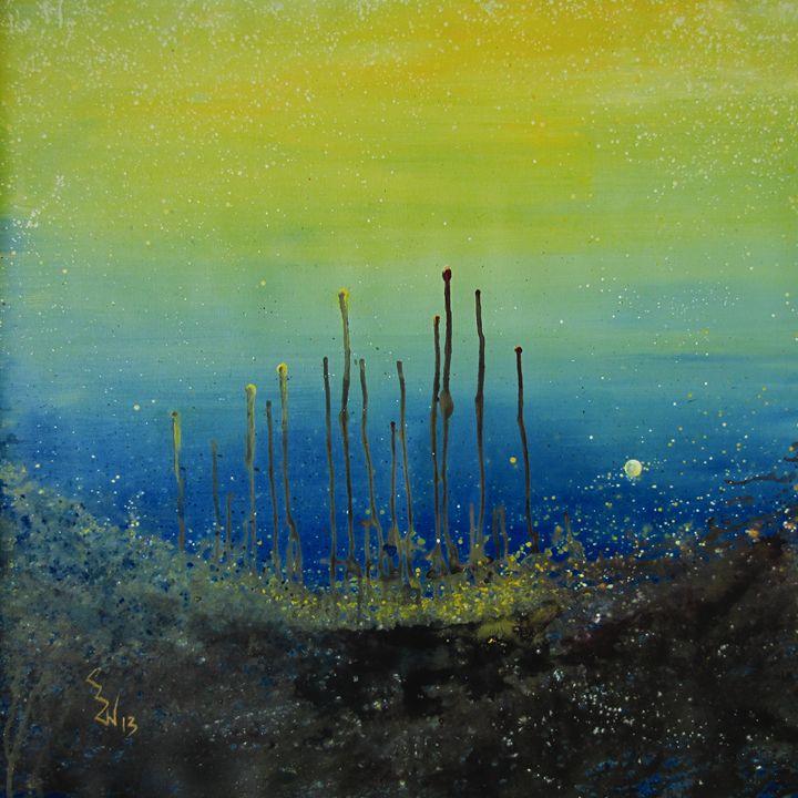 Shrooms - Ritopriyo Saha