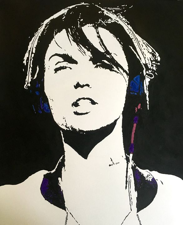 #WCW- Ruby Rose - Silhouettes
