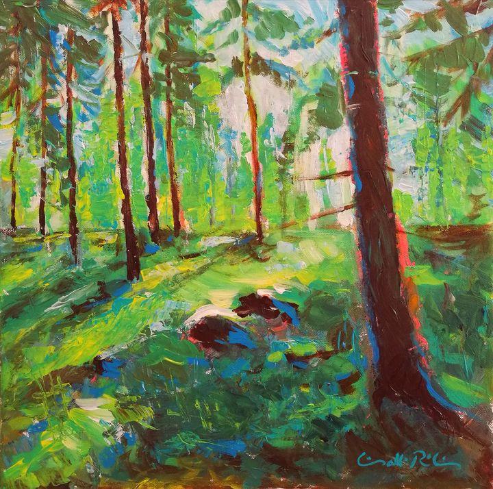 Deep In The Forest - Iisakki Ratilainen's Gallery