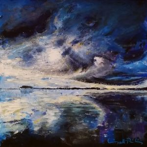 Clouds Over The Lake - Iisakki Ratilainen's Gallery