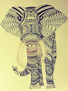 Traditional Elephant