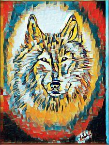 Husky paint