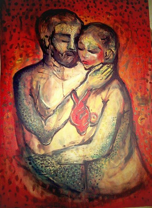 Love - Mirjana's art