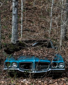 Forgotten Pontiac