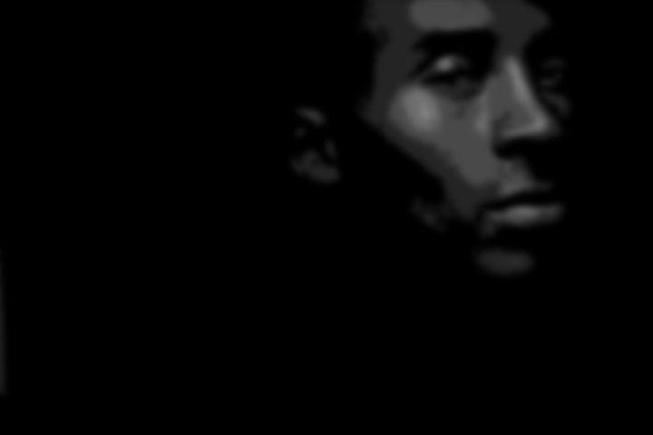 Kobe Bryant - Stoddard Artwork