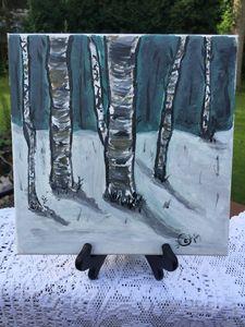 Winter trees m