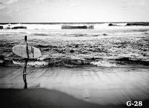 Huntington Beach Waves -
