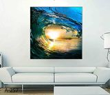 8 X 12in 3D GLOSSY CANVAS PRINT
