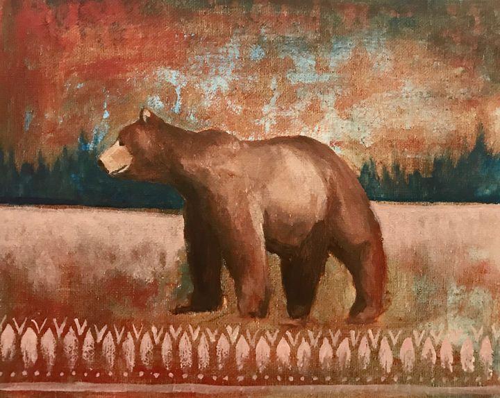 The Last Bear - Cre-eight