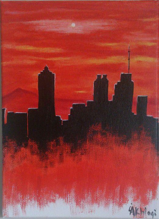 Floating city - Ilham