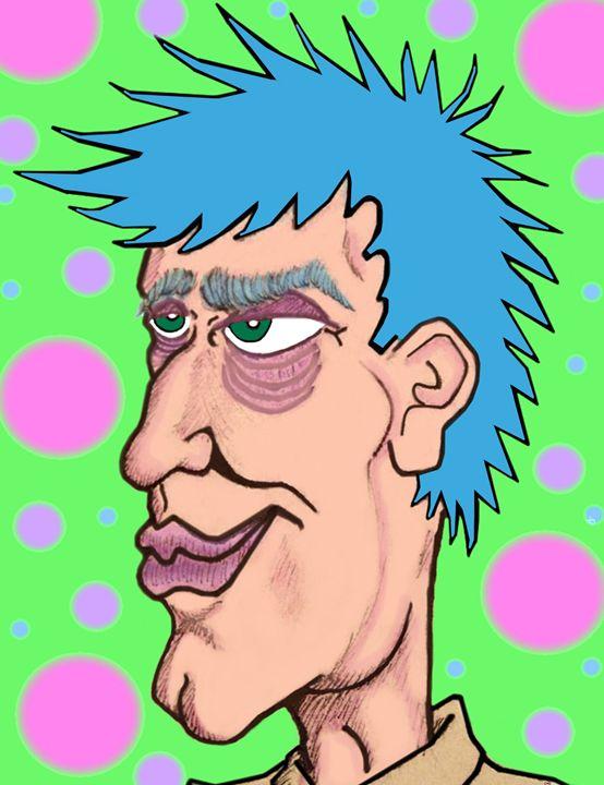 Bob from work - Chase N. Gillis Cartoons